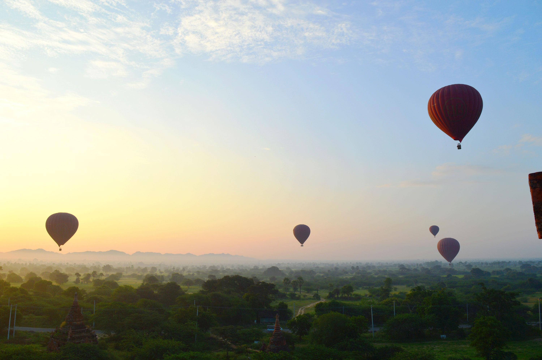 Myanmar: de beste reisroute voor 2 weken