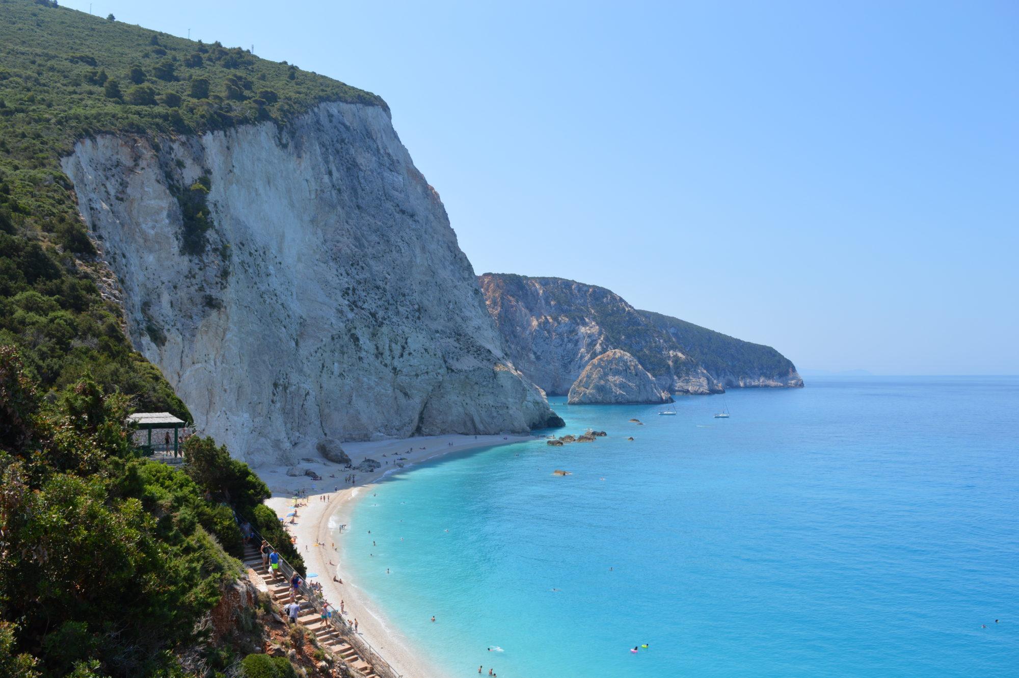Lefkas, Grieks strandparadijs