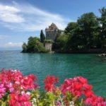 Yvoire: stukje Middeleeuwen aan het meer van Genève