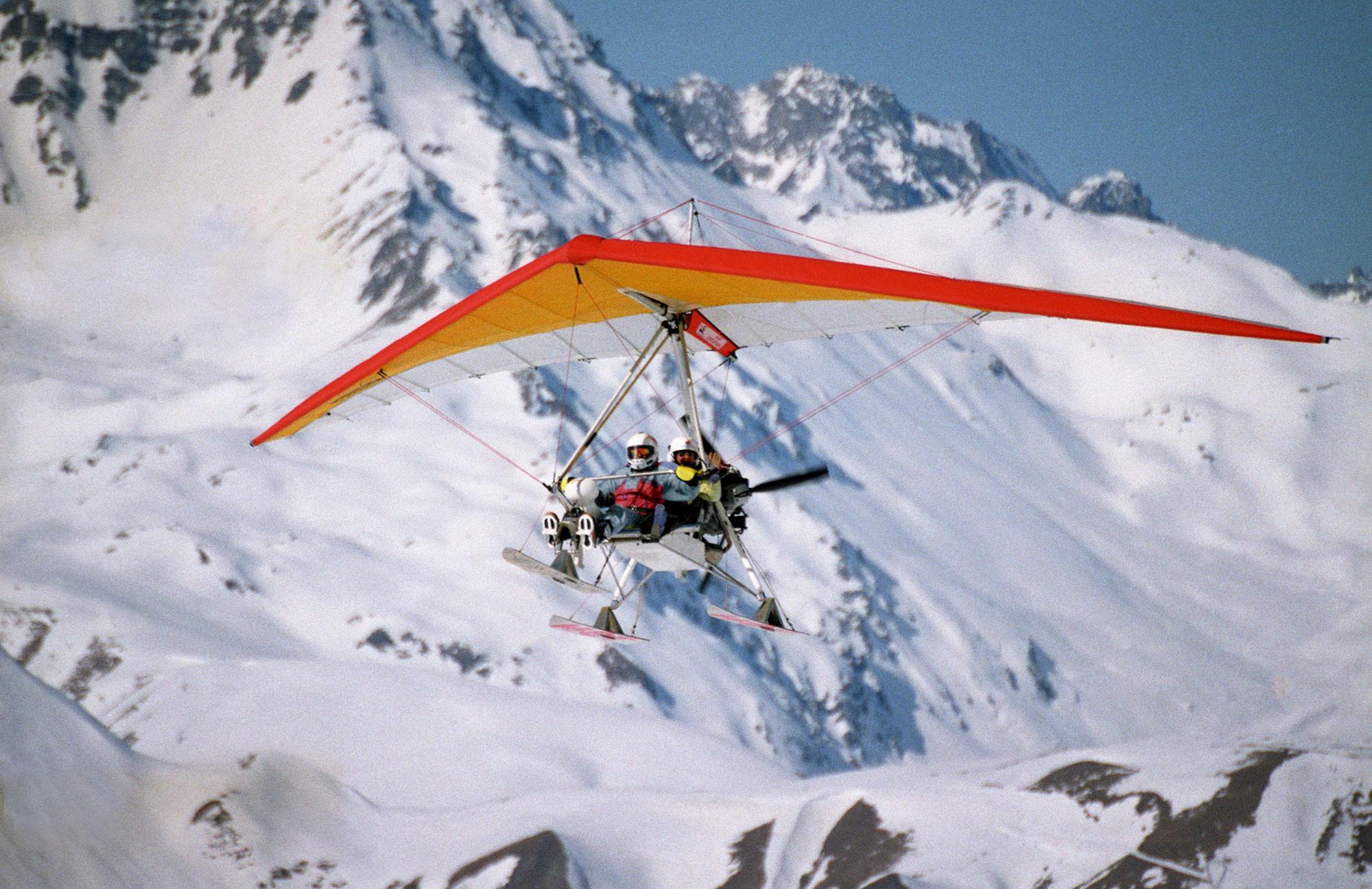 Top 5 opvallende winteractiviteiten in Les Menuires
