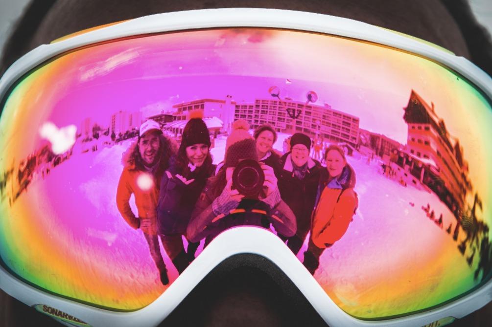 Wintersport 2.0 in de Franse bergen