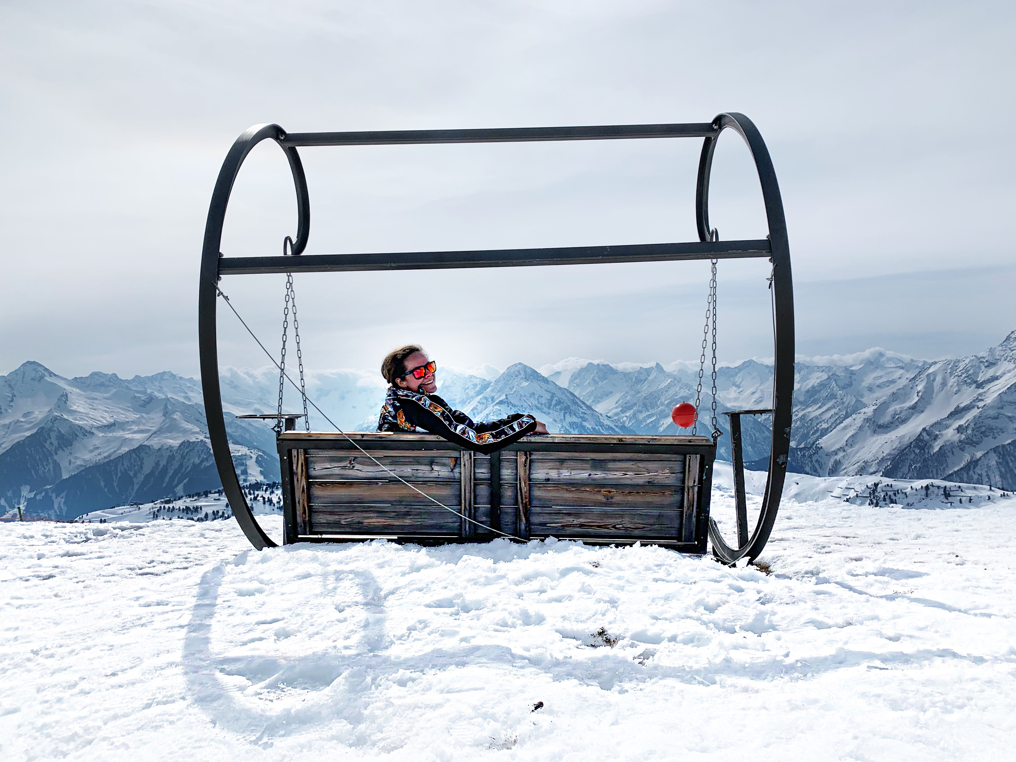 Zomerse skivakantie in Oostenrijk