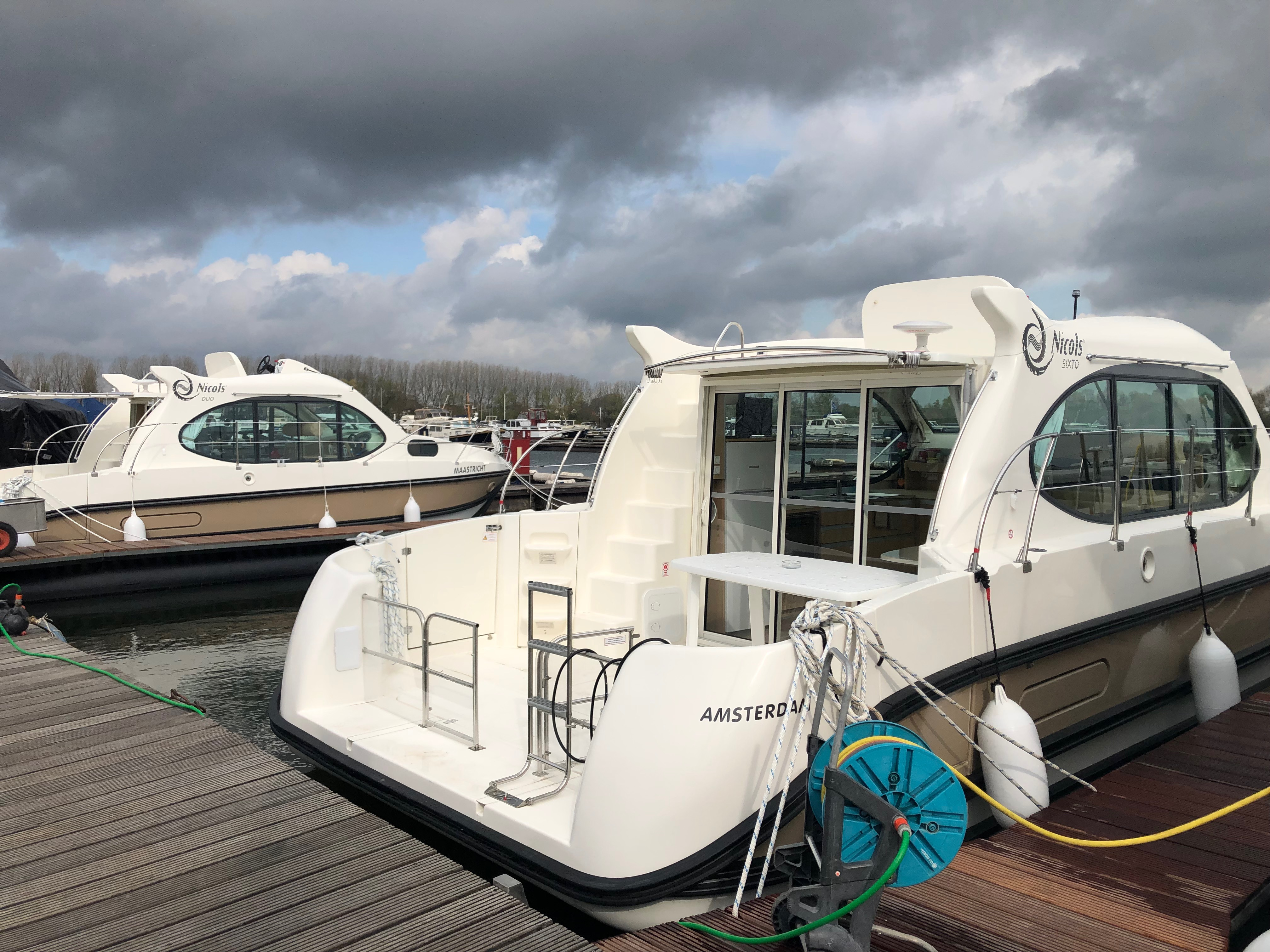 Nieuw in Nederland: kapitein van je eigen riviercruise