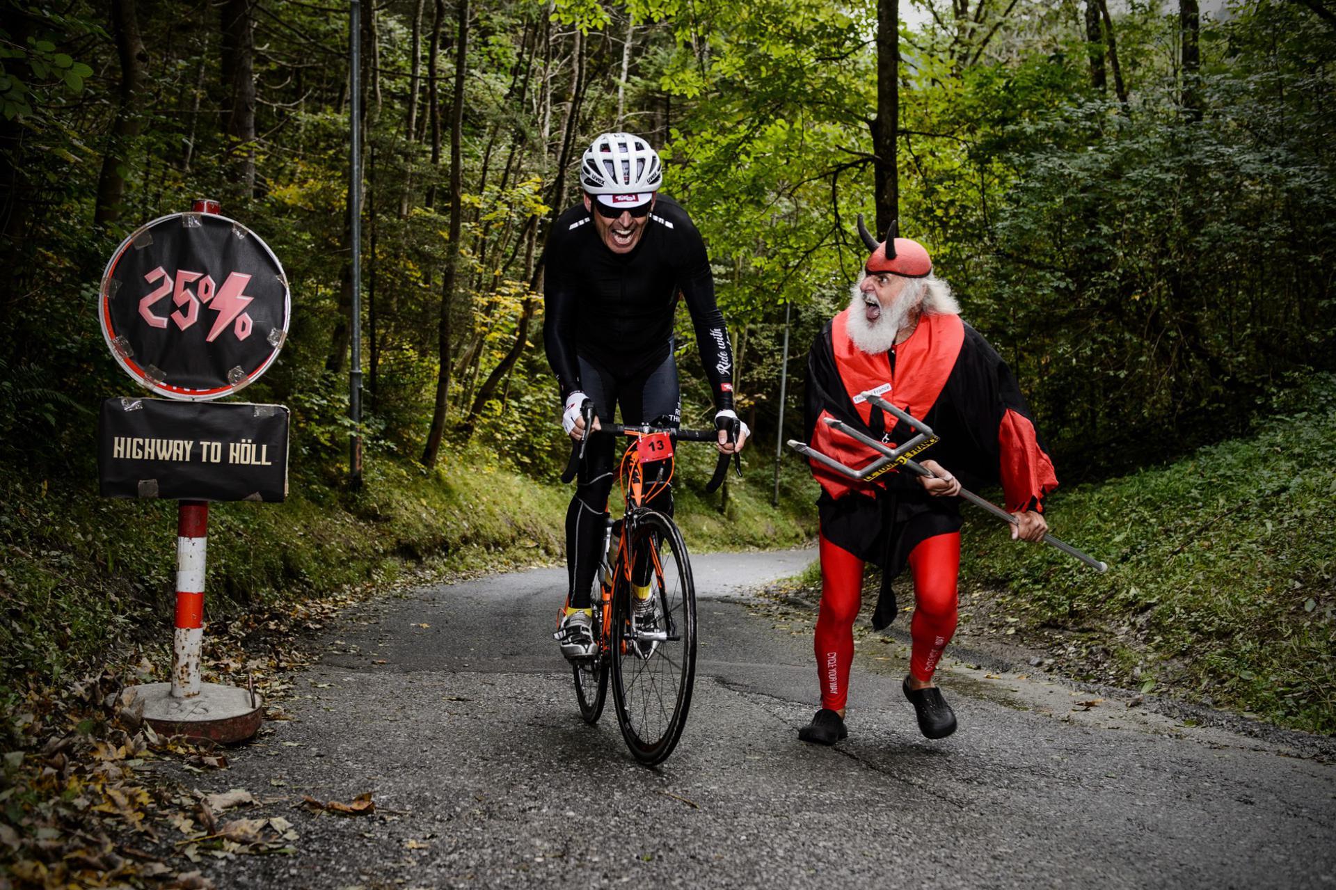 Nieuwste fietstrends overgewaaid naar Innsbruck