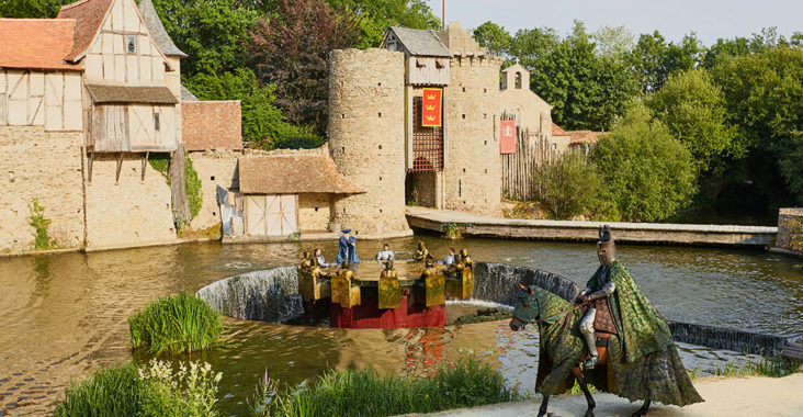 Les Chevaliers de la Table Ronde ©Puy du Fou