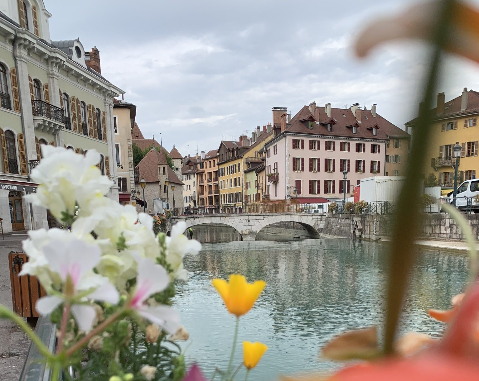 Annecy, stadse charme in bergdecor
