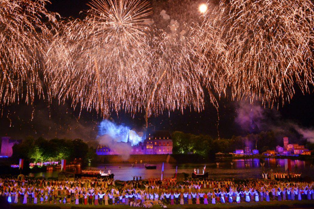 Boekingen Puy du Fou 2020 geopend