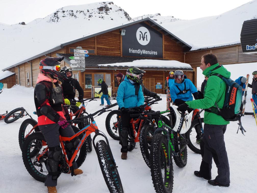 Sneeuwsteppen: Easy Trott door de Franse Alpen