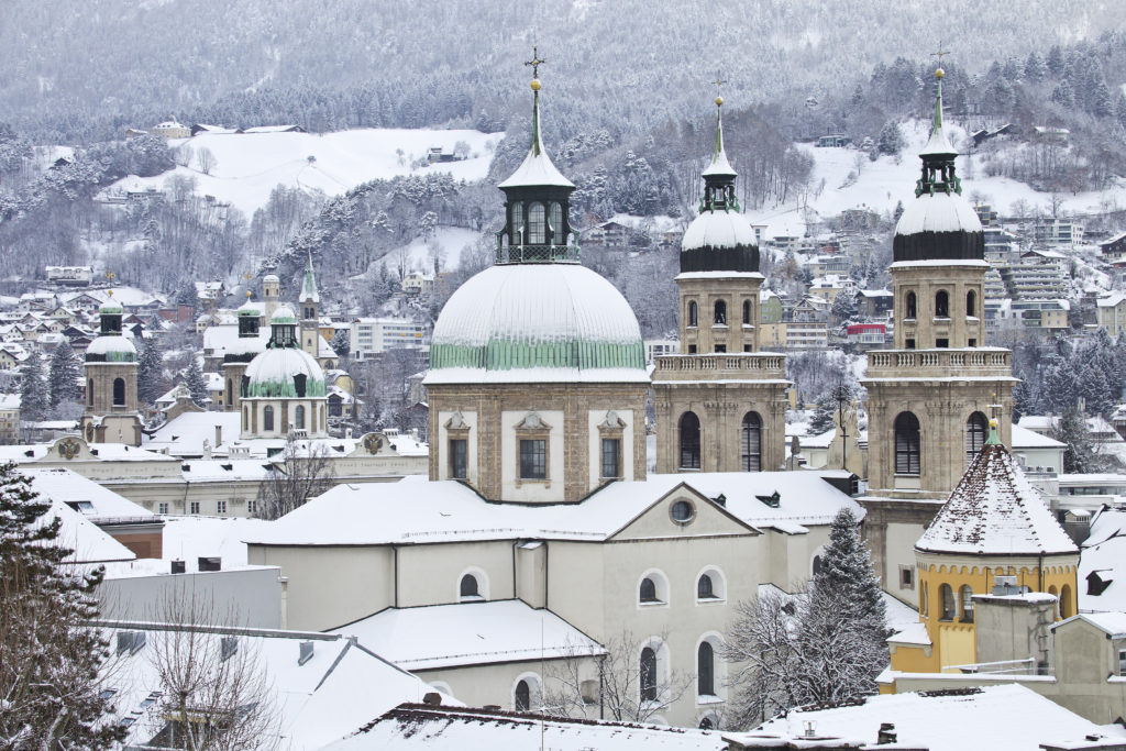Kerst in Innsbruck: winterse stedentrip